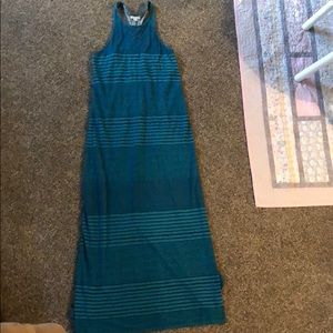 Long T-back American eagle long dress